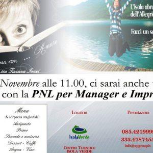 Corso PNL per manager e imprenditori
