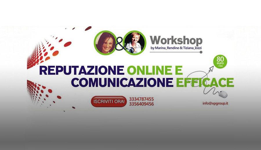 Corso Pescara Reputazione Online e Comunicazione Efficace