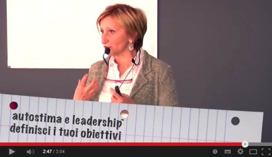 Autostima e leadership - San Salvo