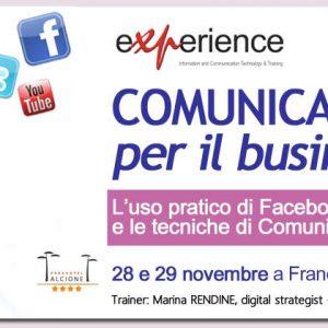 Corso Comunicare Social FrancavillaPHA