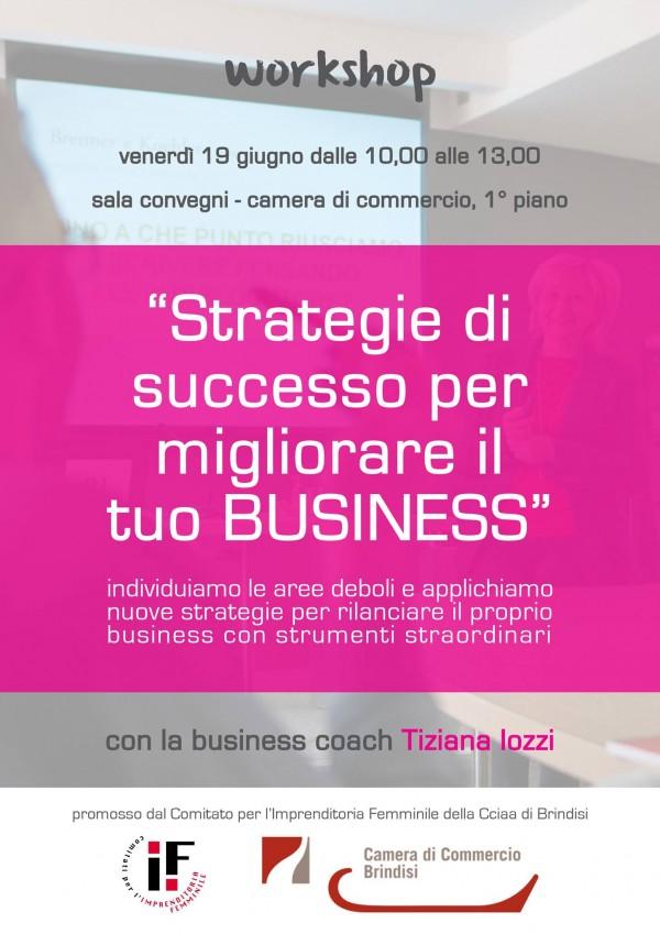 Strategie di successo