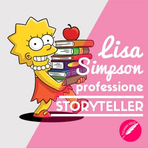 Tiziana-Iozzi_Lisa Simpson professione Storyteller articolo