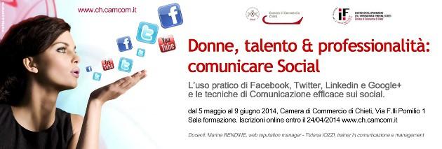 Comunicare Social - CCIAA Chieti