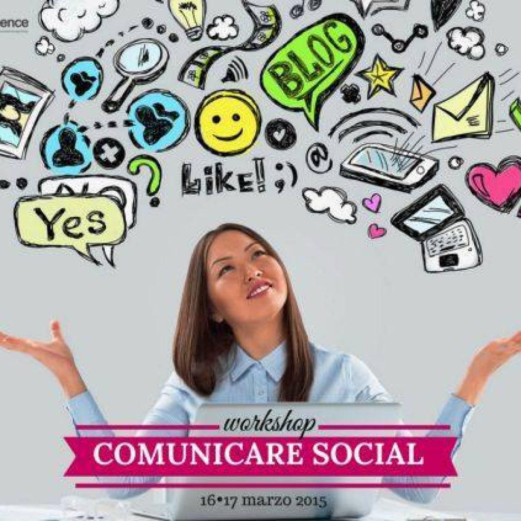 Comunicare social 16 17 marzo 2015